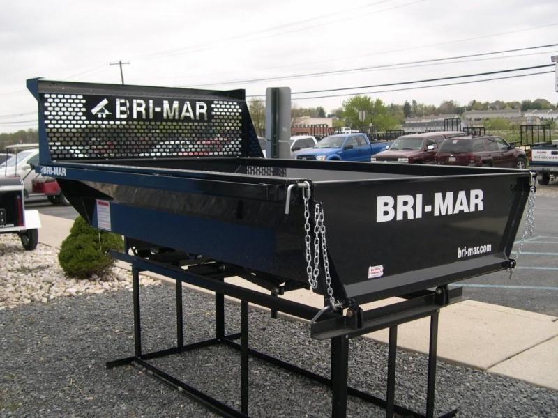 2020 Bri-Mar DI-101 8' Dump Insert