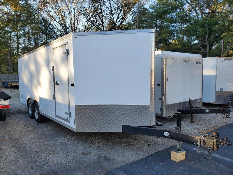 2019 Car Mate Trailers 8.5 X 20 V-Nose Enclosed Trailer 2019441