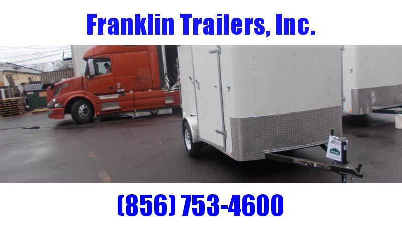 2020 Carry-On 6X10 Enclosed Cargo Trailer 2021998