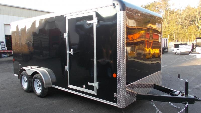 2021 Car-Mate 7X16 Enclosed Cargo Trailer 2023451