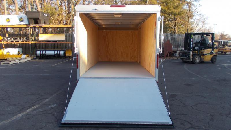 2021 Car-Mate 7X16 Enclosed Cargo Trailer 2023451