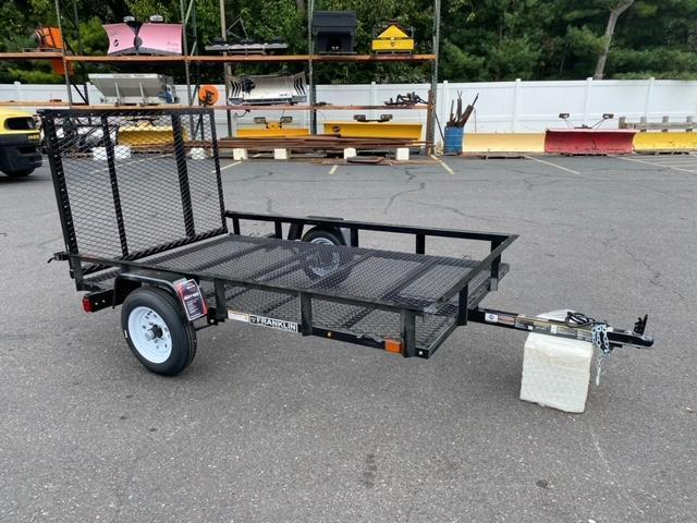 2021 Carry-On 5X8 Utility Trailer 2024742