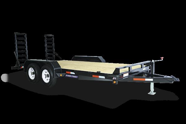 2021 Sure-Trac 7x18 14K Equipment Trailer 2023146