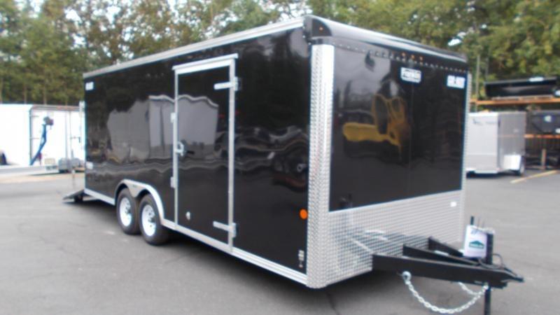2021 Car Mate 8.5x20 Enclosed Car Trailer 2022956
