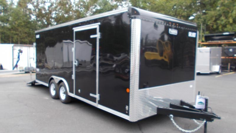 2021 Car Mate 8.5x20 Enclosed Car Trailer 2022956