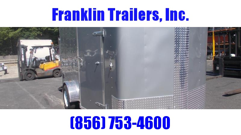 2020 Carry-On E614CO1-BN Enclosed Cargo Trailer 2022588