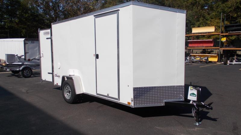 2021 Cargo Express 6X12 Enclosed Cargo Trailer 2023071