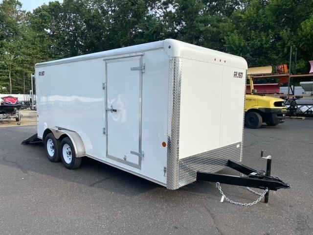 2021 Car Mate 7x16 7K Enclosed Cargo Trailer 2024572