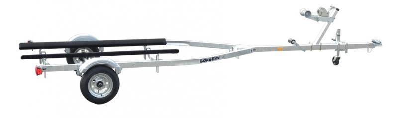 2022 Load Rite 16150076DWT Small V-Bunk (Welded Frame) Boat Trailer 2024654