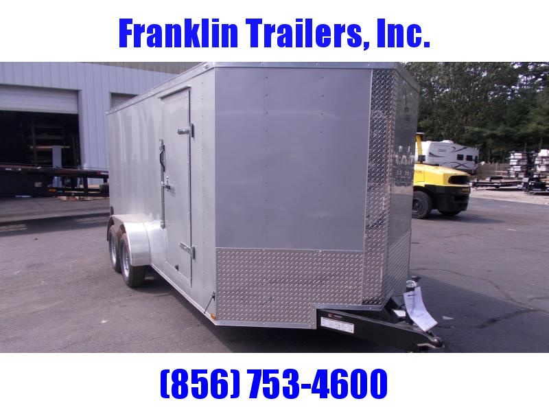2020 Lark 7X16 Enclosed Cargo Trailer 2021022