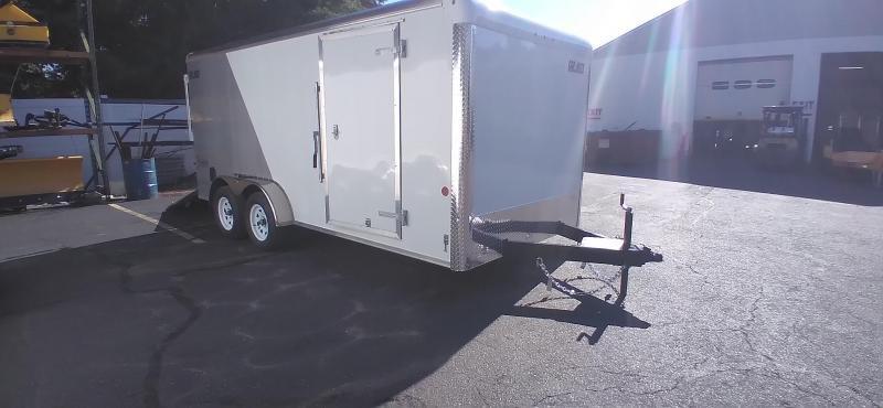 2021 Car Mate 7x16 7K Enclosed Cargo Trailer 2024424