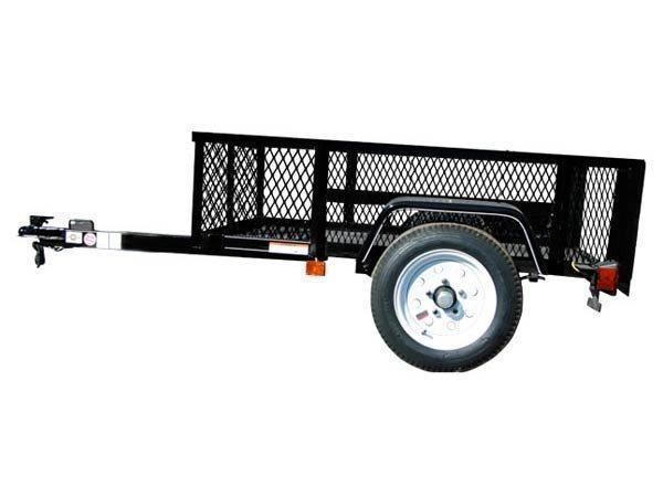 2020 Carry-On 3.5X5 Utility Trailer 2022682