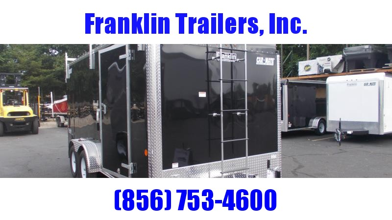 2020 Car Mate 7X16 Enclosed Cargo Trailer 2022495