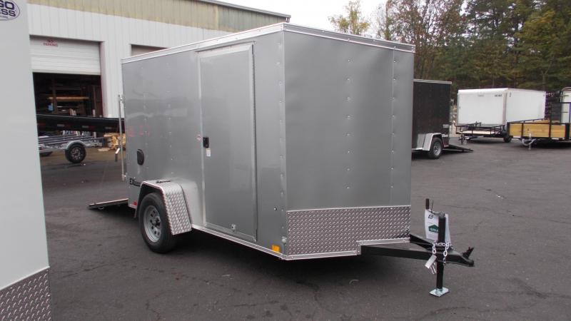 2021 Cargo Express 6X10 Enclosed Cargo Trailer 2023073