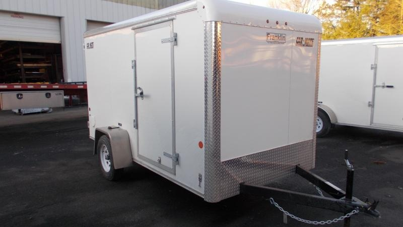 2021 Car Mate 6x12 Enclosed Cargo Trailer 2023386
