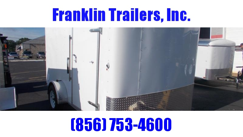 2020 Carry-On E712CO1 Enclosed Cargo Trailer 2022512