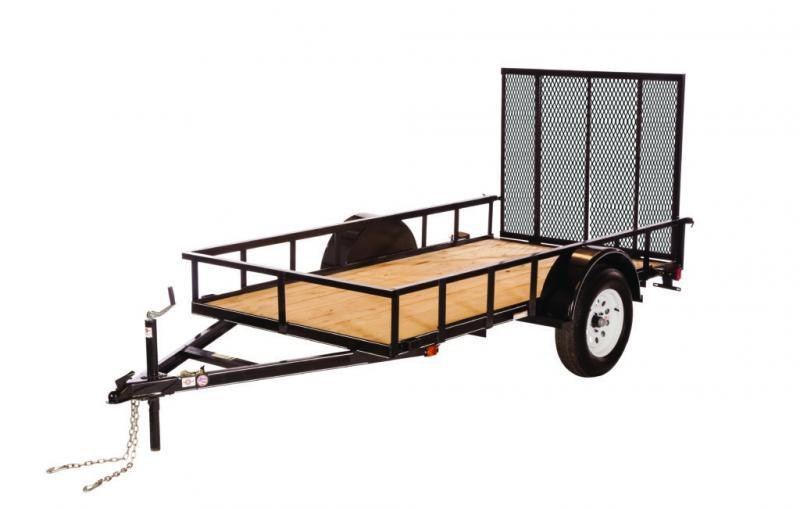 2021 Carry-On 5X8 Utility Trailer 2023363