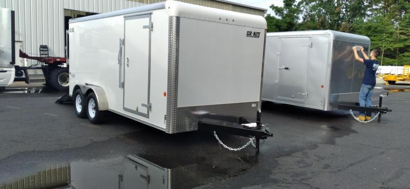 2021 Car Mate 7x16 7K Enclosed Cargo Trailer 2024387