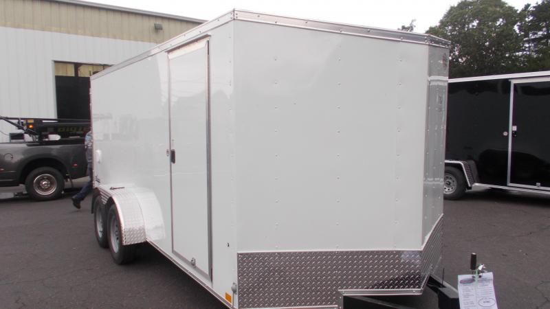 2021 Cargo Express 7X16 Enclosed Cargo Trailer 2022674