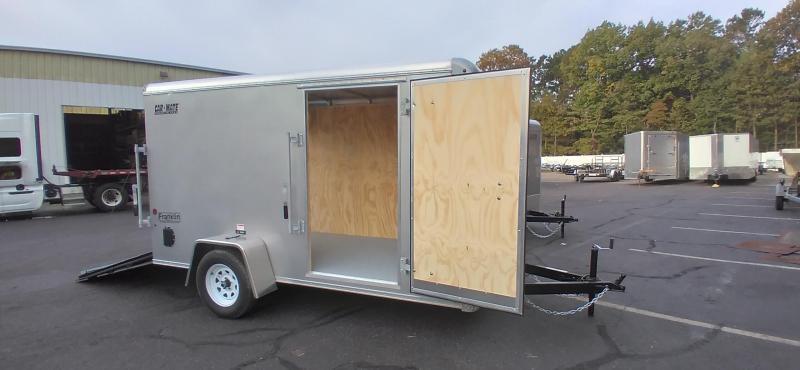 2021 Car Mate 6x12 Enclosed Cargo Trailer 2024929