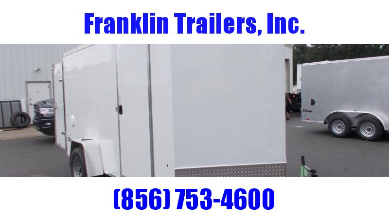 2020 Cargo Express 6 X 12 Enclosed Cargo Trailer 2022666