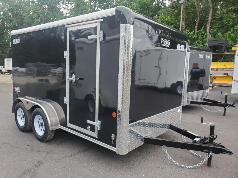 2021 Car Mate Trailers CM712CC-HD Enclosed Cargo Trailer