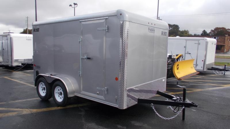 2021 Car Mate Trailers 7x12 Cargo Trailer 2023043