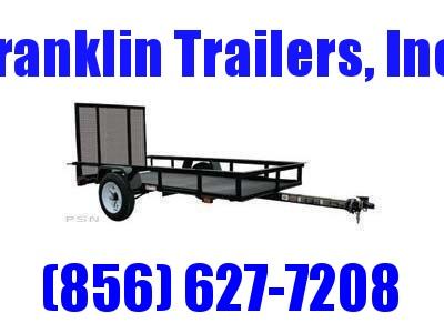 2020 Carry-On 4X8 - 2000 lbs. GVWR Mesh Floor Utility Trailer 2021668