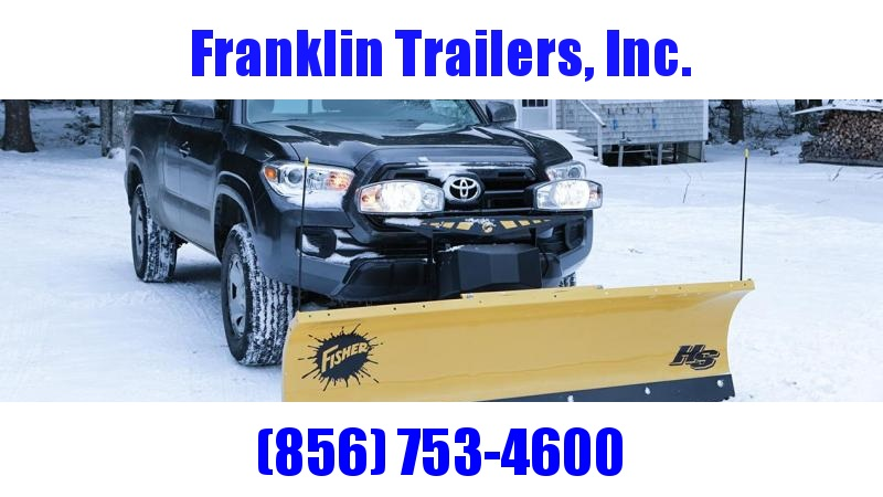 2019 Fisher Engineering HS Snow Plow