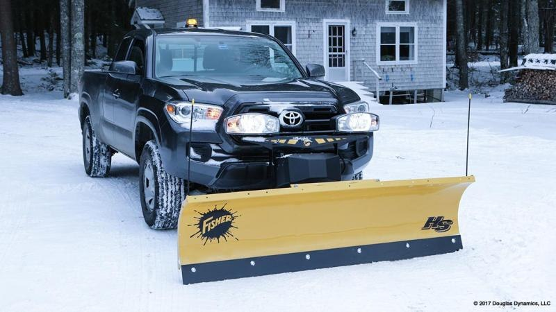 2021 Fisher Engineering HS Snow Plow