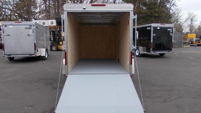 2020 Car Mate 6 x 12 Enclosed Cargo Trailer 2023425