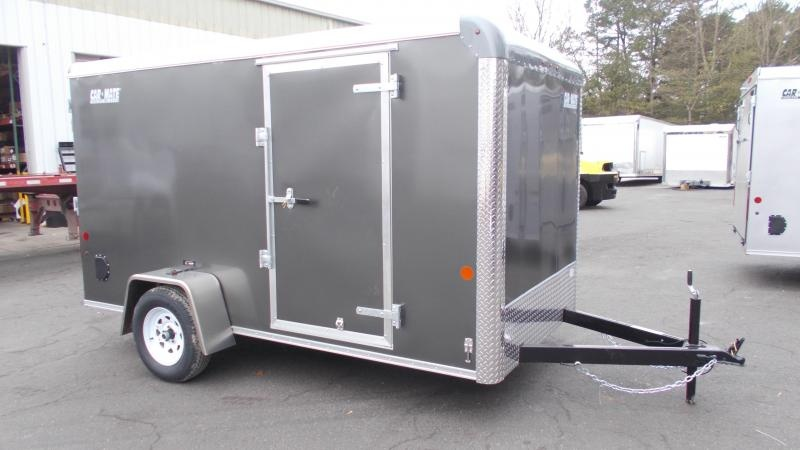 2020 Car Mate 6 x 12 Enclosed Cargo Trailer 2023425