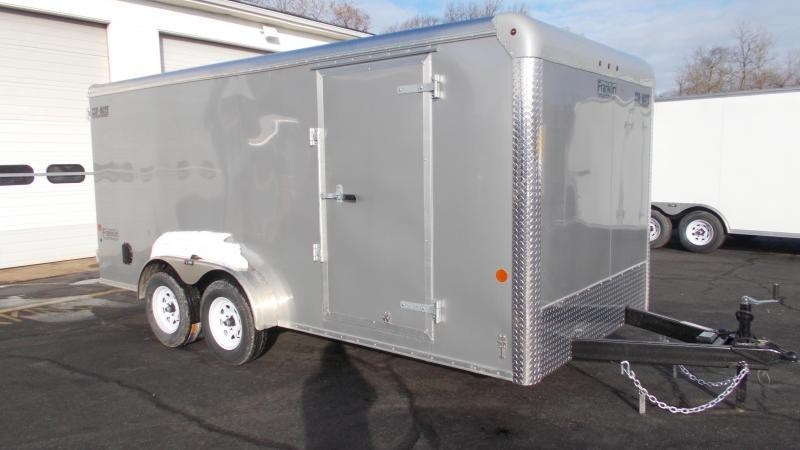 2021 Car Mate 7x16 Enclosed Cargo Trailer 2023378