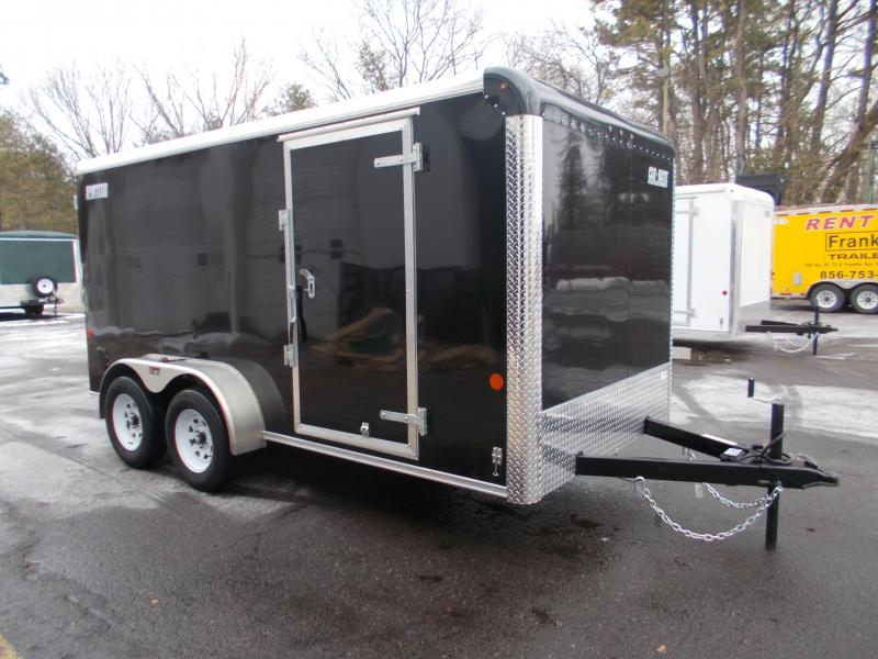 2021 Car Mate 7x14 Enclosed Cargo Trailer 2023586