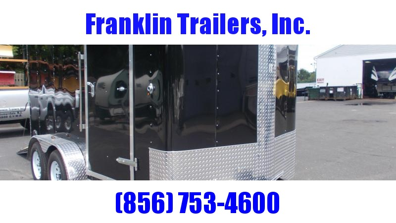 2020 Carry-On 7X14 Enclosed Cargo Trailer 2022548