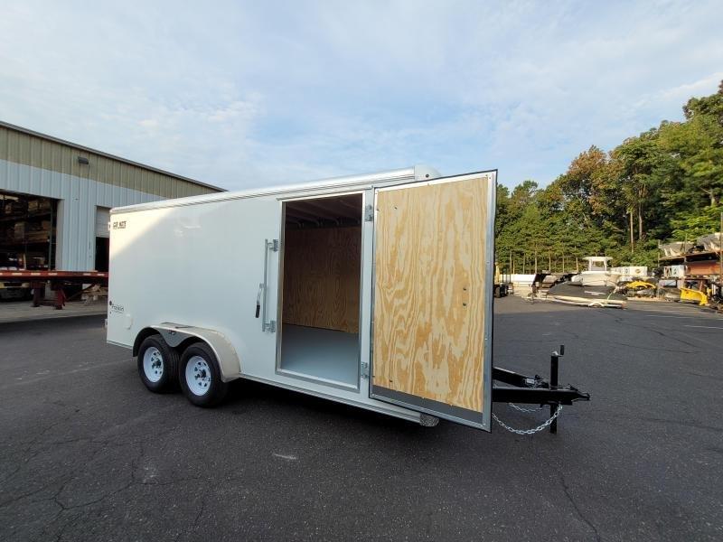 2021 Car Mate 7x16 Enclosed Cargo Trailer 2024784