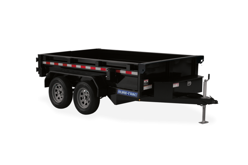 2021 Sure-Trac 5 x 10 Low Profile Homeowner Dump Trailer 2023570
