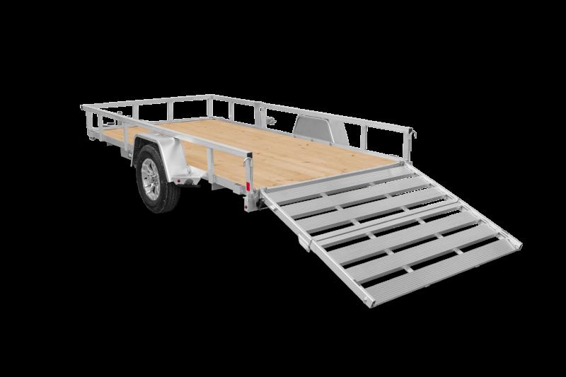 2021 Sure-Trac 6X10 Aluminum Utility Trailer 2023204