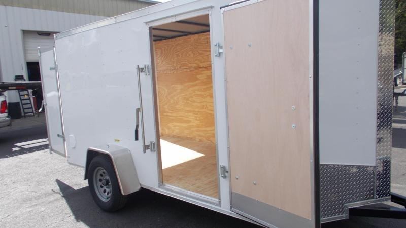 2020 Lark 6X12 Enclosed Cargo Trailer 2022982