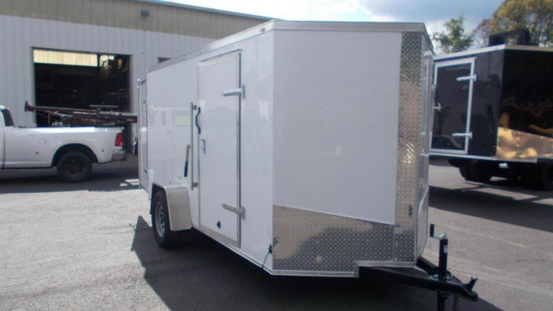 2020 Lark 6X12 Enclosed Cargo Trailer 2022982