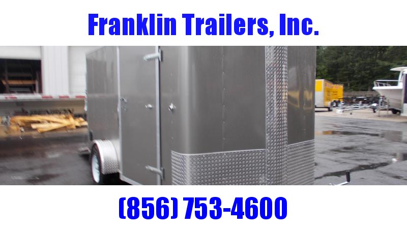 2020 Carry-On 6X14 3K Enclosed Cargo Trailer 202261