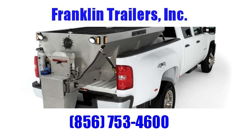 Fisher Engineering Stainless Steel Salt Spreader PF99001-1