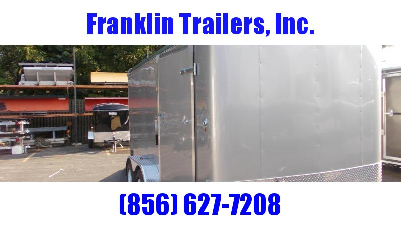 2020 Carry-On E714CO1T Enclosed Cargo Trailer 2022653