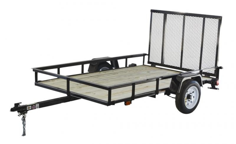 2021 Carry-On 5X8 Utility Trailer 2023278