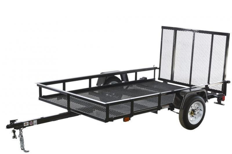 2021 Carry-On 5X8 Utility Trailer 2024679