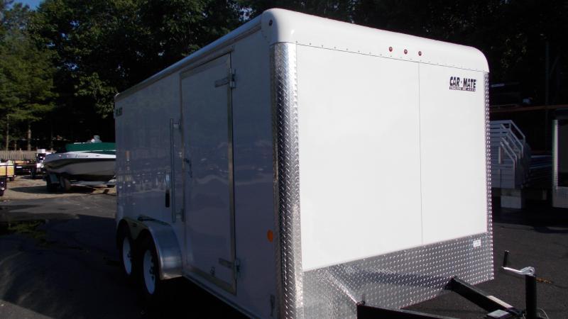 2020 Car Mate  7X14 Enclosed Cargo Trailer 2022508