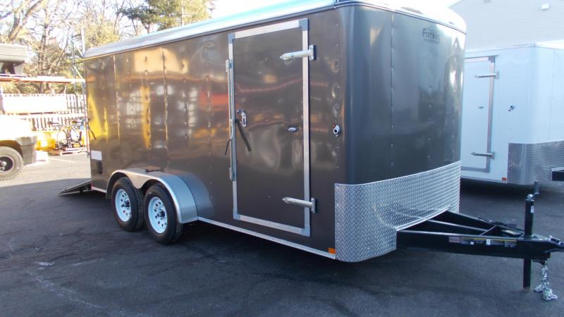 2021 Carry-On 7X16 Enclosed Cargo Trailer 2023435