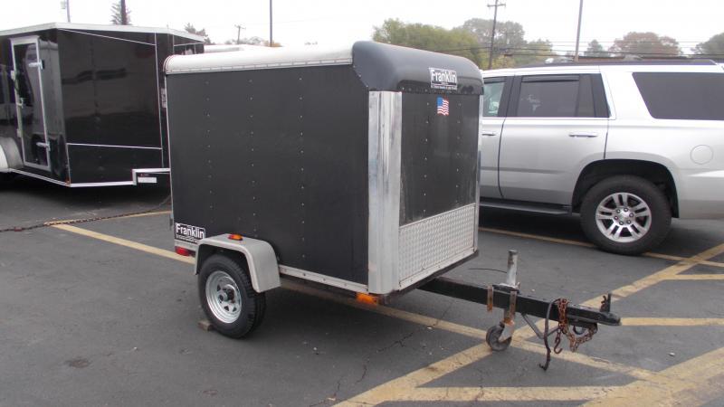 2004 Car Mate 4X6 Enclosed Cargo Trailer 2022988