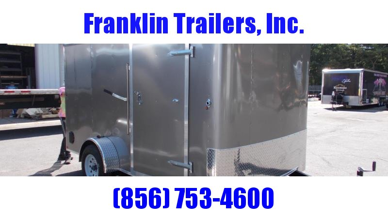 2020 Carry-On 7X12 3K Enclosed Cargo Trailer 2022616