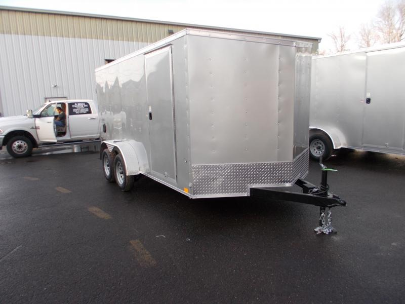2021 Cargo Express 7x14 7K Enclosed Cargo Trailer 2023920